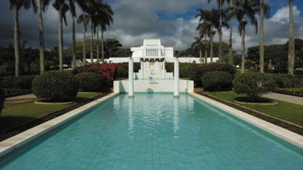 Hawaii LDS Temple