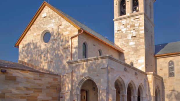 St. Edward's Chapel Casady School