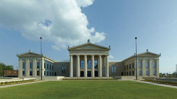 HBRA designed Federal Building in Alabama