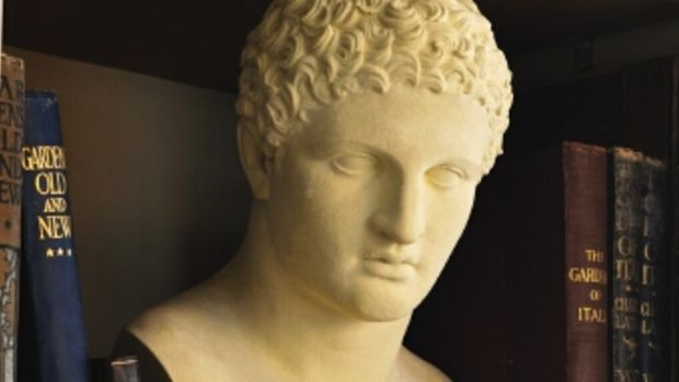 Haddonstone-Young-Athlete-Bust