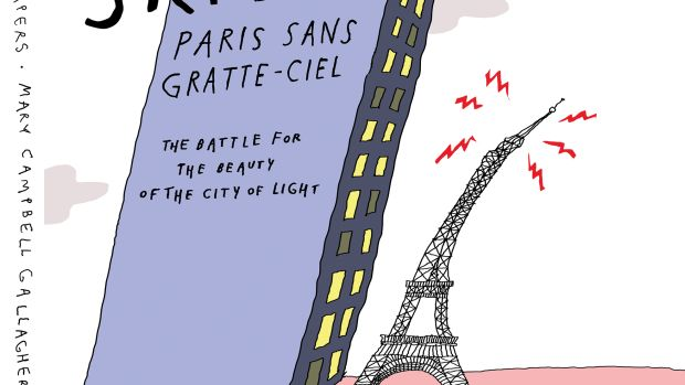Paris Without Skyscrapers book cover