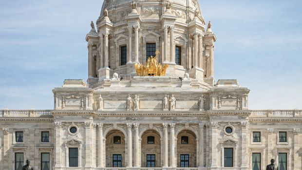 Minnesota Capitol Dome