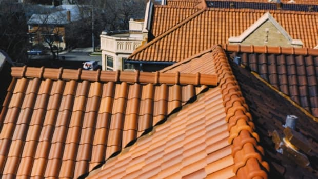 Tile Roofs Brompton Place