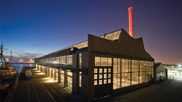 adaptive reuse Marcy Wong Donn Logan Architects