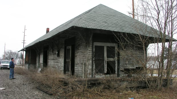 The Lodi Railroad Depot was recently listed on the National Register of Historic Places. Davis-Bacon Act regulations have significantly reduced the value of a grant recently given to the 501C3 Lodi Railroad Museum, requiring the organization to do additional fundraising to accomplish the same amount of work.