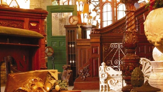 Architectural Antiques of Minnesota offers a changing inventory of antique architectural elements including lighting, hardware plumbing, stained glass, doors, mantles, stone, iron and more.