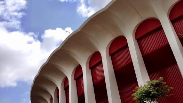 The Fabulous Forum, 1967, Charles Luckman Associates