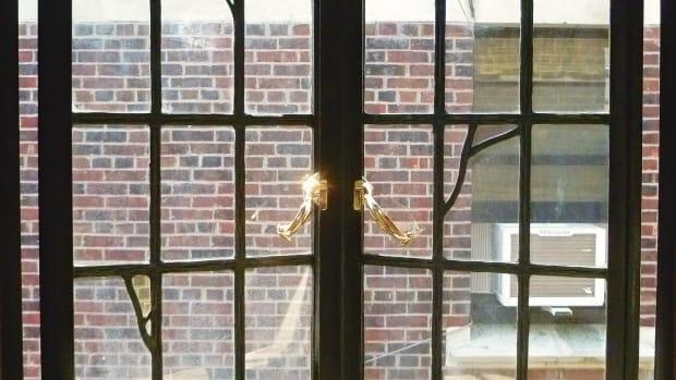casement metal window