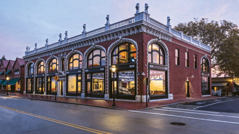 Renovation of the Audrain Building
