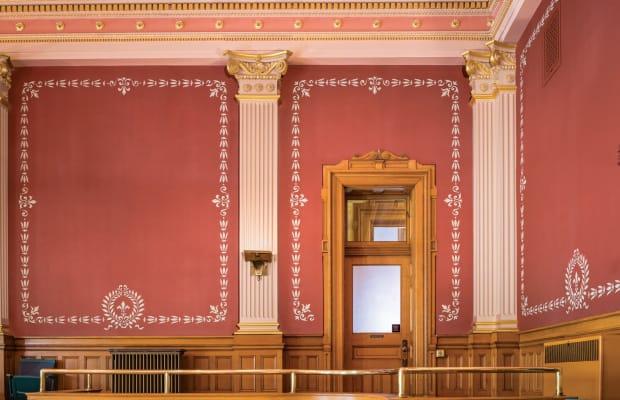 The Restoration of Colorado House and Senate