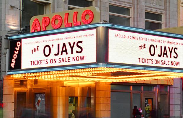 The Restoration of Harlem's Apollo Theater