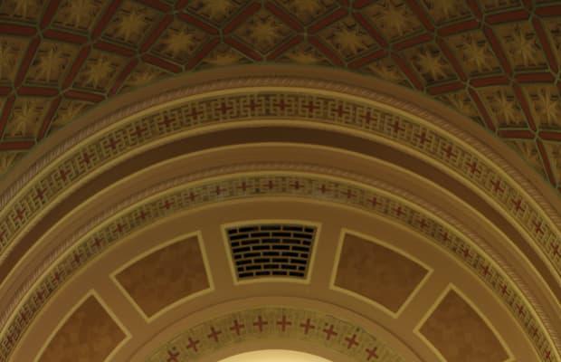 Decorative Finishing: Grand Lodge of Maryland Masonic Temple