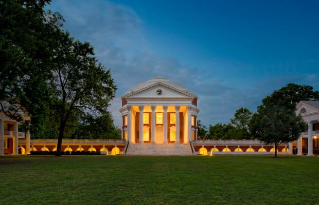 John G. Waite Associates Restores Thomas Jeffersonu0027s Rotunda
