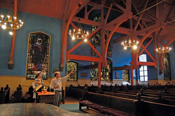 Fea Churches 2 First Unitarian