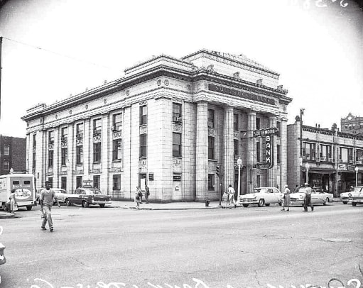 Bank 2 historic