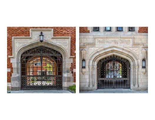 4 - Main Gates