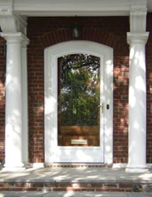 arch angle White Segment
