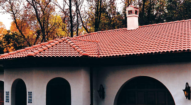 Vande Hey Raleigh Architectural Roof Tile PD6604