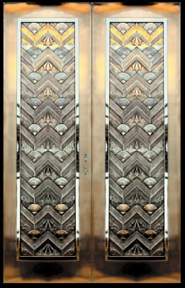 Wiemann Bronze Door Leaves