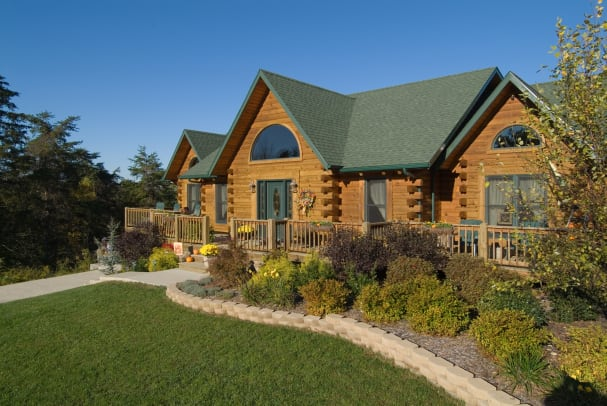 Appalachian Log Structures 14