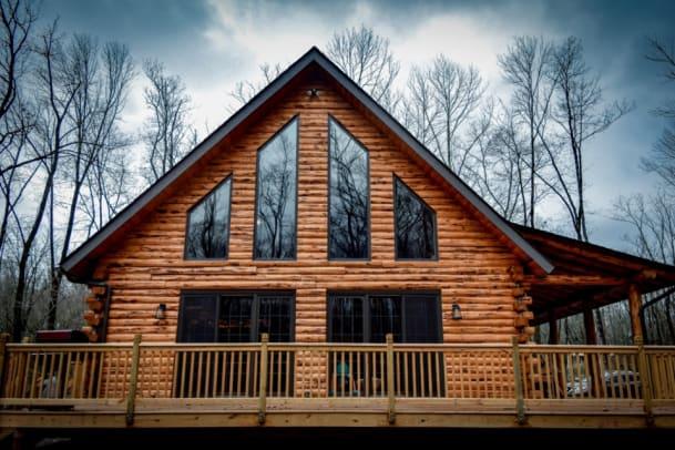 Trimline Windows Miller House Buck County PA