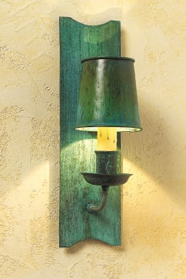 Lighting by Hammerworks Sconce10