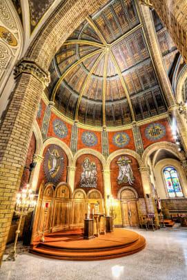 swiatek Assumption Church- Buffalo