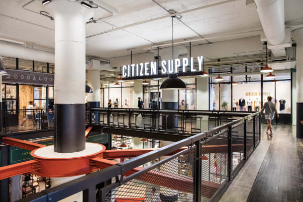 Citizen Supply at Ponce City Market_Courtesy of Jamestown