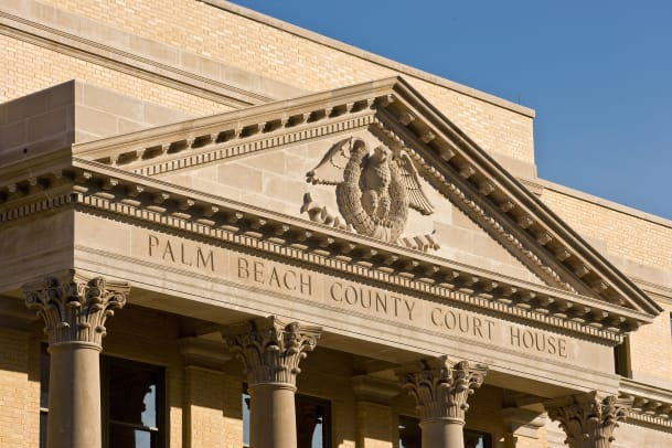 Traditional Cut Stone Palm-Beach-County-Court-House