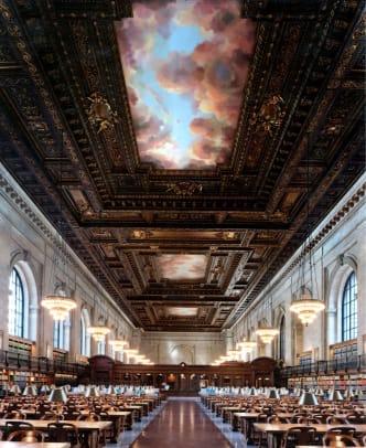 EverGreene Architectural Arts NYPublicLibrary2