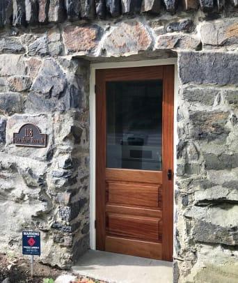 vintage doors Traditional Screen and Storm Door