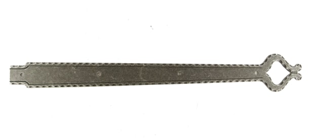 long-strap-new iron lock and lever