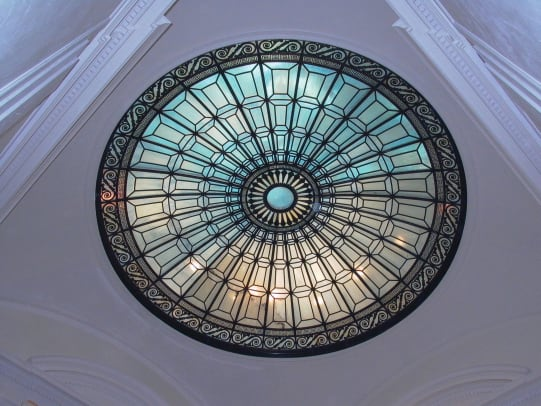 Historical Arts & Casting dome