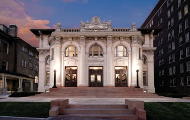 MJSA Architects Focus on Historic Preservation and Adaptive Reuse