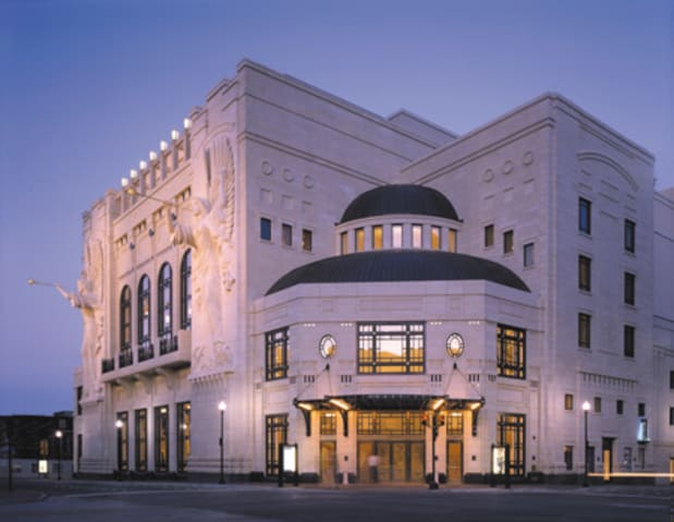 David M. Schwarz Architects' Eclectic Portfolio of Styles