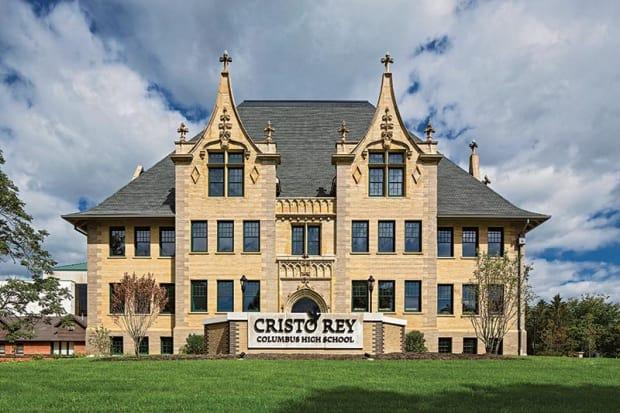 Schooley Caldwell Associates' Cristo Rey Columbus High School