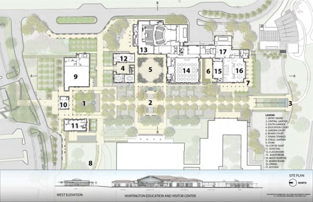 Architectural Resources Group's New Center At The Huntington