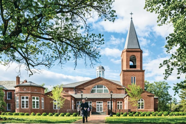 A Chapel for the Ages at Virginia Theological Seminary