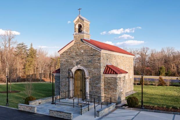 Sacred Jewel Box: Mary's Chapel