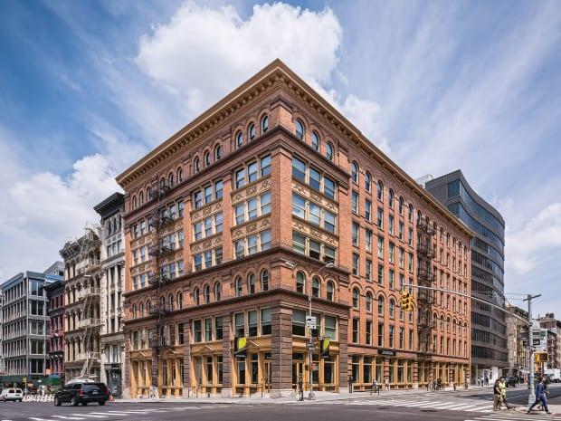 Saving History in SoHo: The Knickerbocker Telephone Company Building