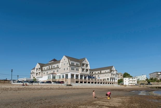 Seaside Tradition: Beauport Hotel