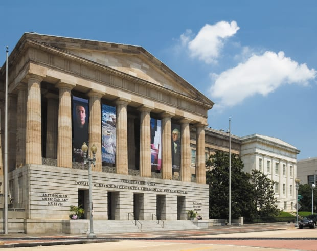 Reynolds Center for American Art and Portraiture at the Smithsonian