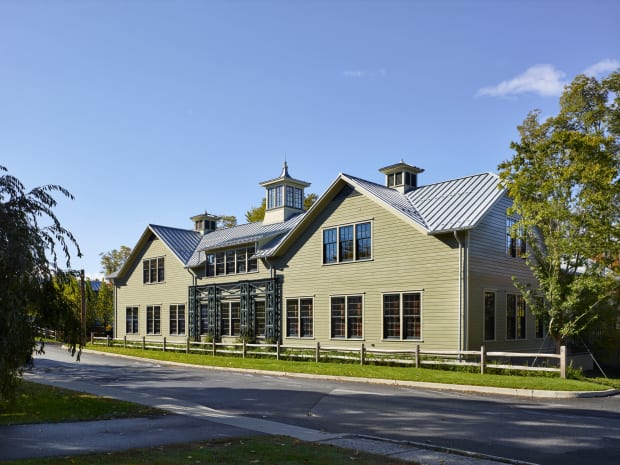 Thorndale Farm Corporate Offices by Voith & Mactavish