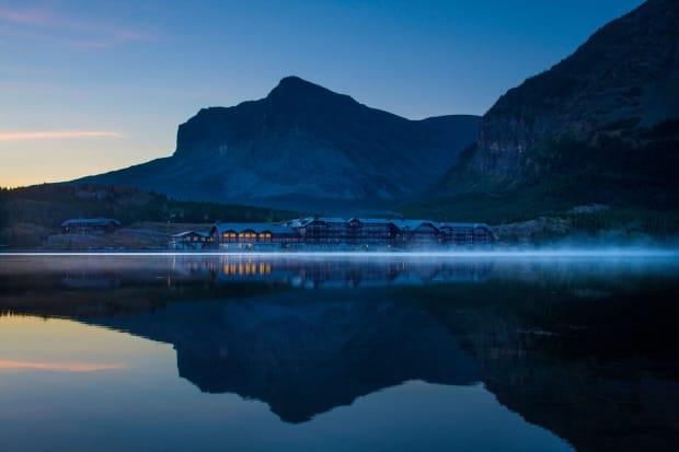 Anderson Hallas Architects' Rehabilitation of Many Glacier Hotel