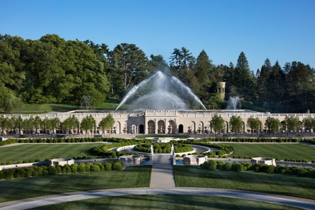Beyer Blinder Belle's Restoration of Longwood Gardens