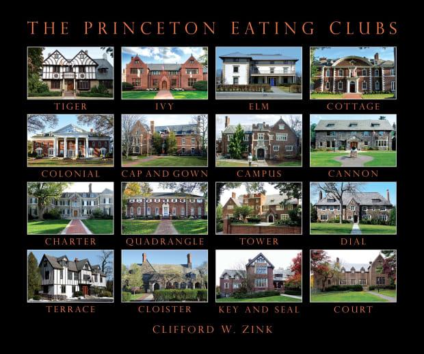 The Princeton Eating Clubs