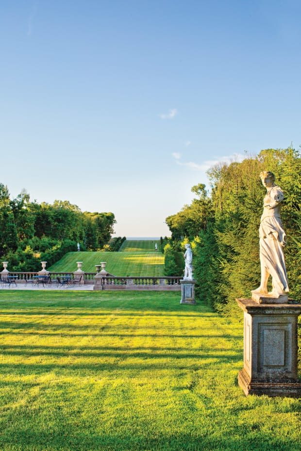 The Preservation of Historic Gardens by The Trustees of Reservations