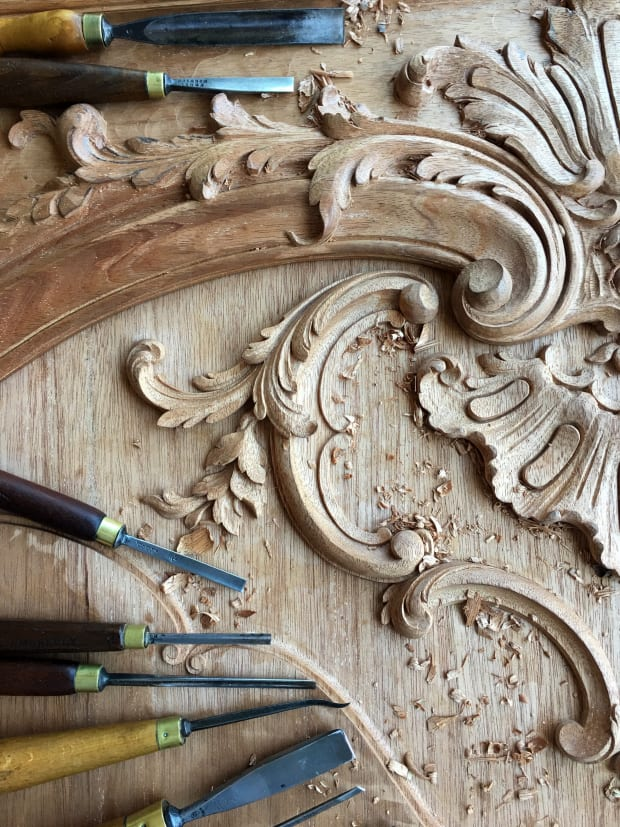 Merritt, International Interior Solutions Firm, Acquires Renowned Agrell Architectural Carving