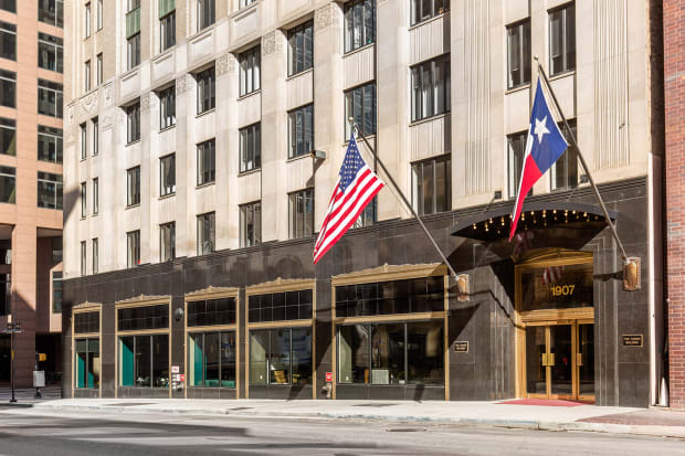 Merriman Anderson/Architects Honored For Historic Preservation Contributions In Dallas