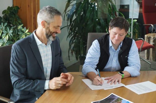USGBC and New Buildings Institute Sign Memorandum of Understanding